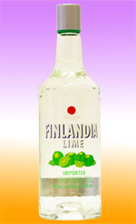 FINLANDIA Lime Fusion 70cl Bottle product image