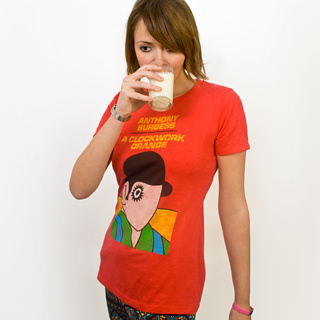 Firebox A Clockwork Orange Womens T-Shirt (Large) product image