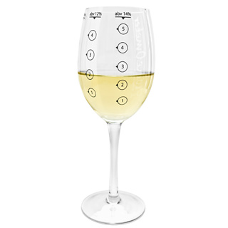 Firebox AlcoholOmeter Glasses (WineOmeter) product image