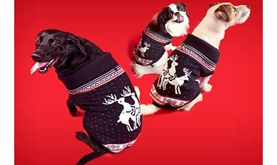 Christmas Jumpers for Dogs (Large)