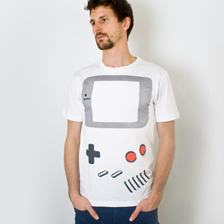 Firebox Game Boy T-Shirt by BePriv (XL) product image