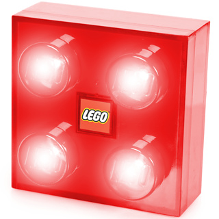 Lego Brick Light (Red)