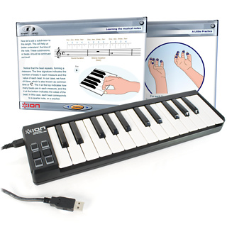 Firebox USB Discover MIDI Keyboard