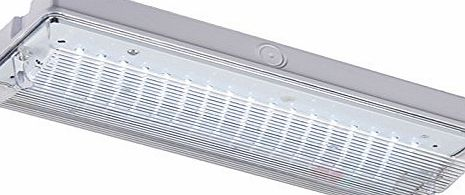 FireProtectionShop LED Maintained/Non-Maintained Emergency Lighting Bulkhead