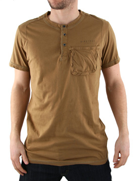 Firetrap Fennel Force Grandad T-Shirt product image