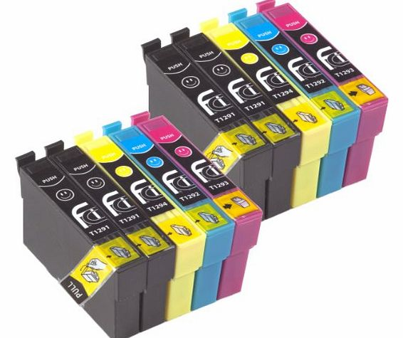 First call inks 10 epson compatible printer ink for epson stylus sx230 sx235w sx420w sx425w - Epson stylus office bx305fw plus ...