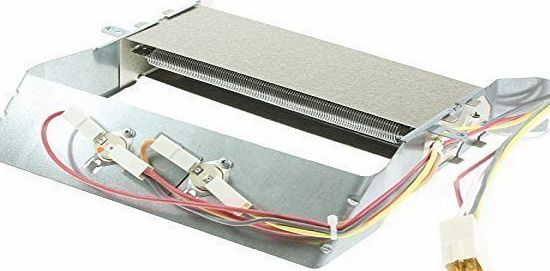 First4spares Replacement 2200W Heater Element amp; Thermostats for Indesit Tumble Dryers