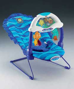 Fisher Price Aquarium Bouncer Baby Bouncer Review