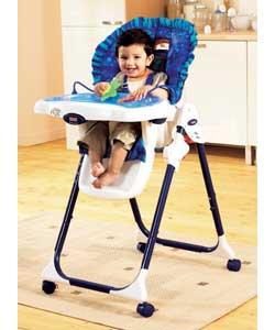 FISHER PRICE Aquarium Healthy Care Highchair Review