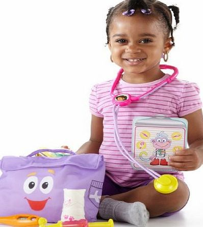 Fisher-Price Dora the Explorer Check-Up Kit