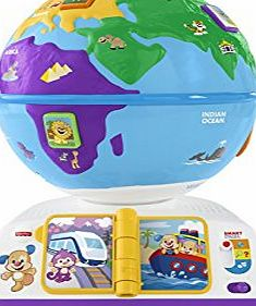 Fisher-Price DPR58 Greetings Globe Toy