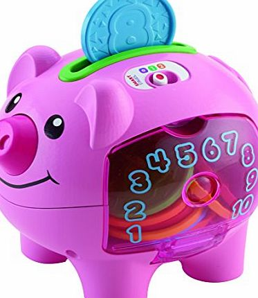 Fisher-Price Laugh amp; Learn Piggy Bank