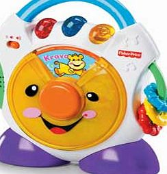 Fisher-Price Laugh and Learn Nursery Rhymes CD product image