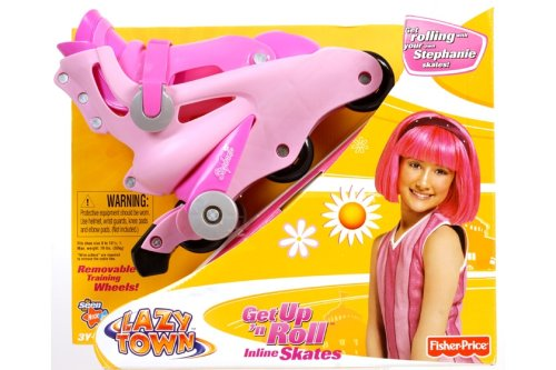 lazy town stephanie. Lazy Town Stephanie Skates