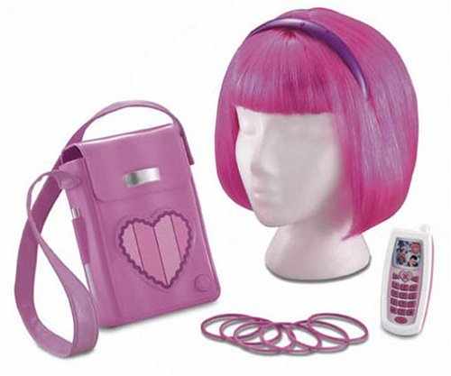 Fisher Price Lazy Town Stylin Stephanie Set product image