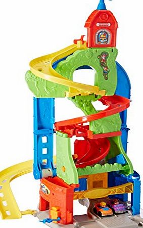 Fisher-Price Little People City Skyway Toy Baby Gifts and Toy - review, compare prices, buy online