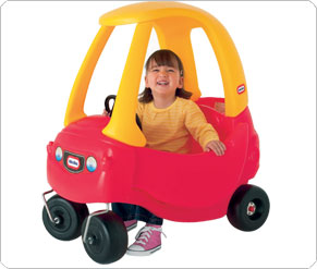 Fisher Price Cozy Coupe Car