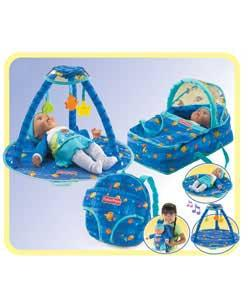 Fisher Price Ocean Wonders Dolly Day Care Collection Dolls