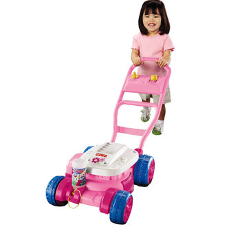 Fisher Price Pink Bubble Lawn Mower Review Compare