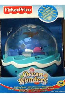 Ocean Baby Toys