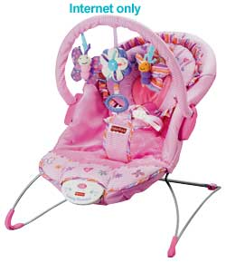 Fisher-Price Think Pink Bouncer product image
