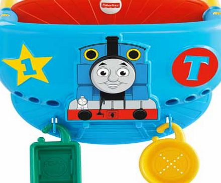 Fisher-Price Thomas Whistle N Wash Storage Caddy product image