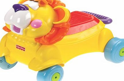 Fisher Price Walk & Ride Lion