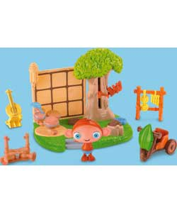 Fisher-Price Waybuloo Nara Playset