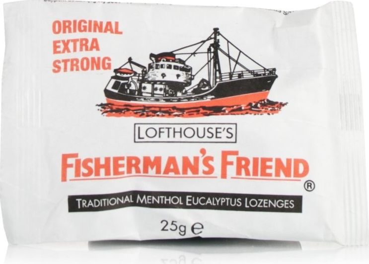 Fisherman`s Friend, 2102[^]0009492 Original Extra Strong Lozenge