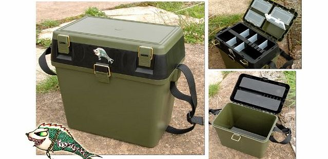 fishing seat box