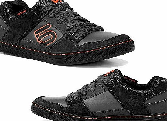 Five Ten Freerider Elements Shoe - Dark Grey/Orange, UK 10