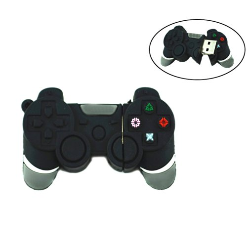 Fives 8GB Game Controller Shape USB Flash Drive (Black) product image
