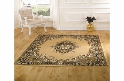 Flair Rugs Element Lancaster Beige Contemporary Rug Rug Size: 220cm x 160cm (7 ft 2.5 in x 5 ft 3 in) product image