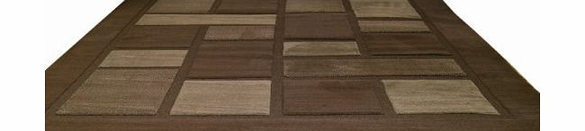 Flair Rugs Rugs With Flair 200 x 290 cm Visiona Soft 4304, Brown product image