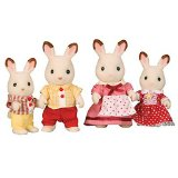 Flair Sylvanian Families - Chocolate Rabbit Family product image