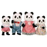 Flair Sylvanian Families - Panda Family product image