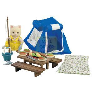Flair Sylvanian Families School C&ing Set  sc 1 st  Compare Store Prices UK & Flair Sylvanian Families School Camping Set - review compare ...