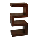 Flow Indian SS Display unit furniture