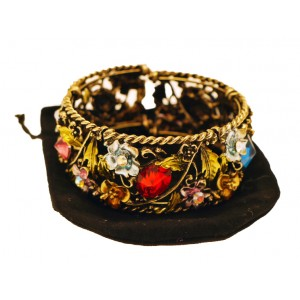 & Vine Jewelled Bracelet - CLICK FOR MORE INFORMATION