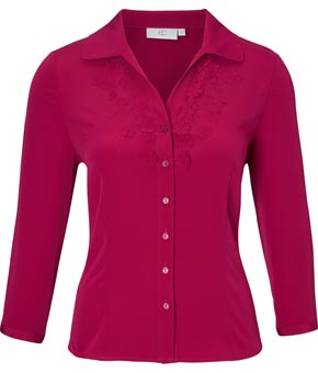 Applique Blouse - CLICK FOR MORE INFORMATION