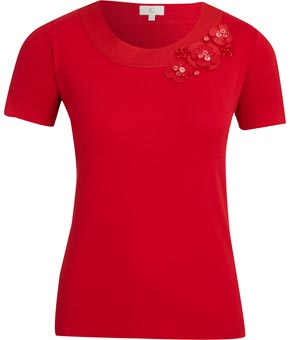Embellished T-Shirt - CLICK FOR MORE INFORMATION