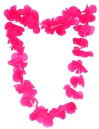 Lei (Hot Pink) - CLICK FOR MORE INFORMATION