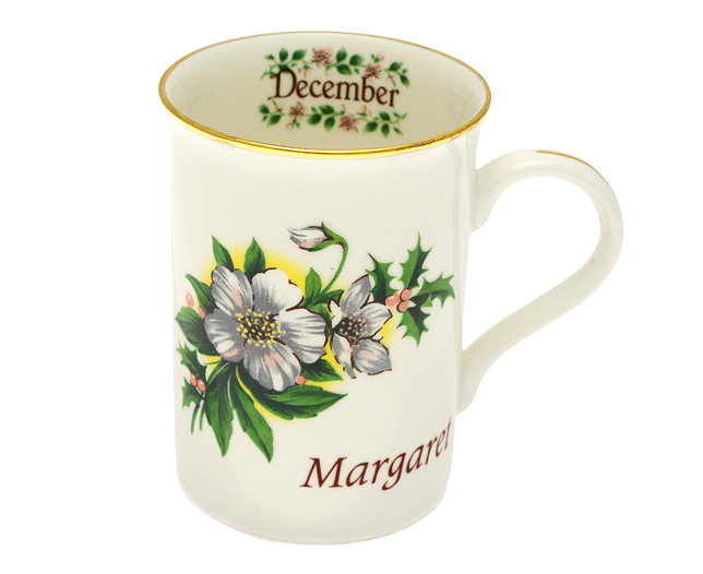 Of The Month Mug - December - CLICK FOR MORE INFORMATION