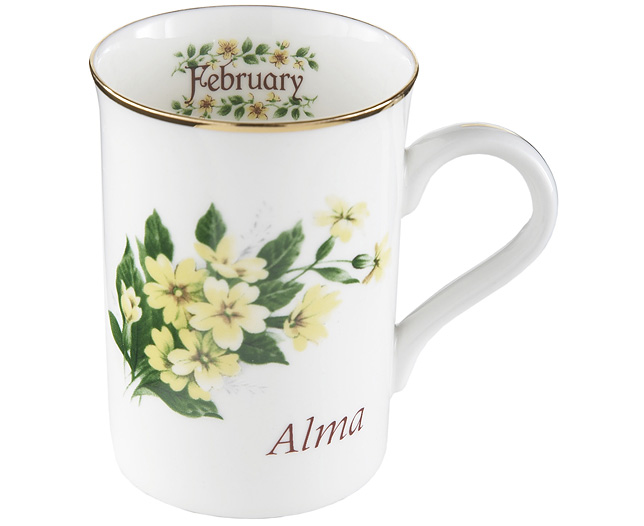 Of The Month Mug - February - CLICK FOR MORE INFORMATION