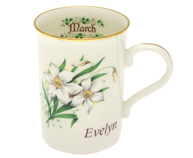 Of The Month Mug - March - CLICK FOR MORE INFORMATION
