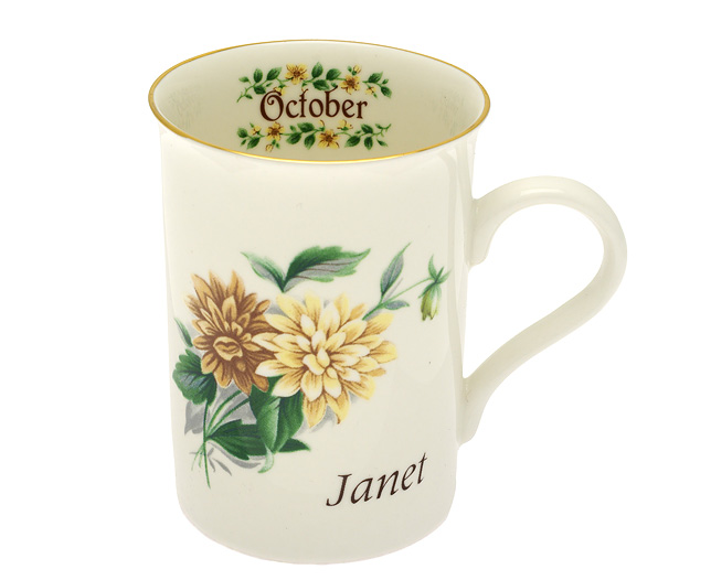Of The Month Mug - October - CLICK FOR MORE INFORMATION