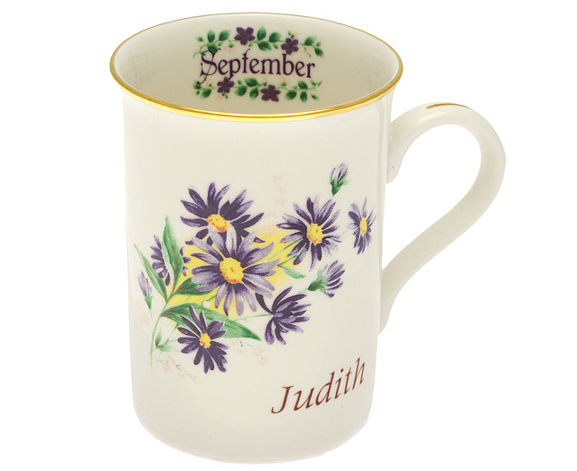 Of The Month Mug - September - CLICK FOR MORE INFORMATION