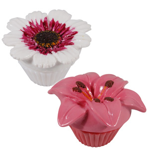 Power Lip Balms - Lily and Daisy - CLICK FOR MORE INFORMATION