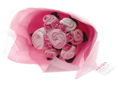 Stork - Welcome Bouquet - CLICK FOR MORE INFORMATION