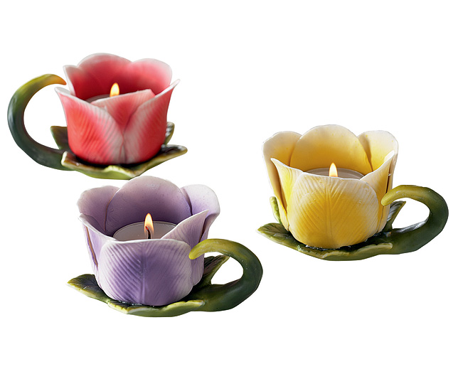 Tealight Holders Set of 3 - CLICK FOR MORE INFORMATION